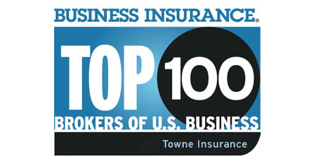 Business Insurance Top 100 logo